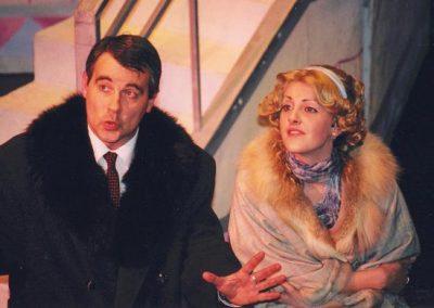 Tony Lacey, Susan Tudberry