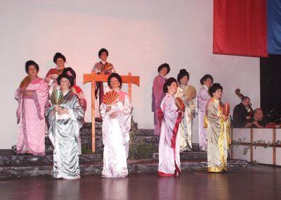 The ladies of Japan