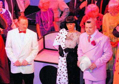 Nigel Buckley, Liz Bird, Mark Williams (l to r)