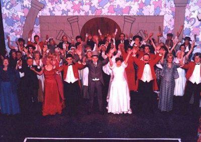 Brenda Cooper, Alan Hirons, Liz Bird, Tony Lacey, Mark Williams, Alison Adams, John Hall, Jean Chalk, John McGrath (front, l to r)