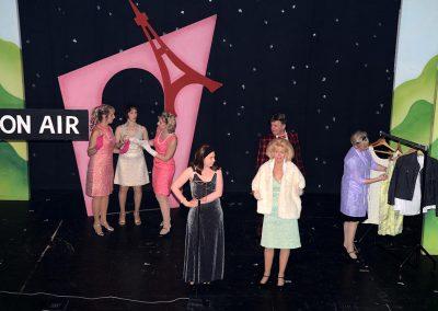 Paula Lacey, Carole Massey, S-J Busk, Helen Hastings, Liz Bird, Jonathan Busk, Joy Sidaway (l to r)