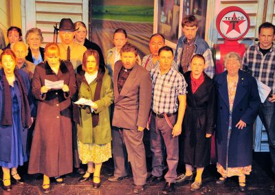 Jean MacDonald, Vicky Khawaja, Louisa Pickles, Tim Eagleton, Mark Wright, Hollie Middleton, Pearl Taylor (front, l to r)