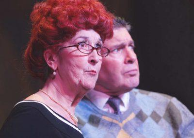 Ann Mayor, Tim Eagleton